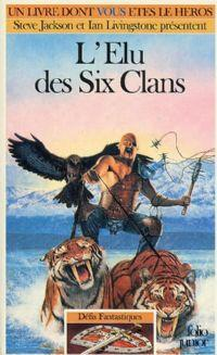 Titan : Défis Fantastiques : L'élu des six clans [#38 - 1989]