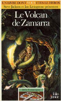 Titan : Défis Fantastiques : Le volcan de Zamarra #39 [1989]