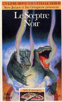 Titan : Défis Fantastiques : Le sceptre noir #40 [1990]
