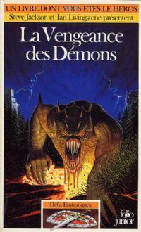 Titan : Défis Fantastiques : La vengeance des démons [#41 - 1990]