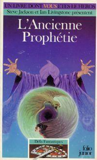 Titan : Défis Fantastiques : L'ancienne prophetie #42 [1990]