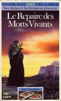 Titan : Défis Fantastiques : Le repaire des morts-vivants [#43 - 1990]