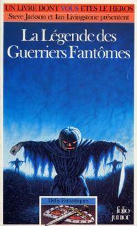 Titan : Défis Fantastiques : La légende des guerriers fantômes #44 [1991]