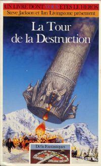Titan : Défis Fantastiques : La tour de la destruction #45 [1991]