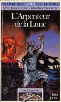 Titan : Défis Fantastiques : L'arpenteur de la lune #46 [1992]