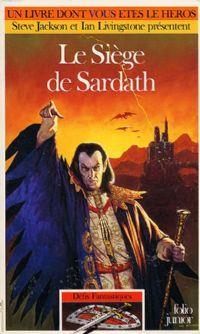 Titan : Défis Fantastiques : Le siège de Sardath #49 [1992]