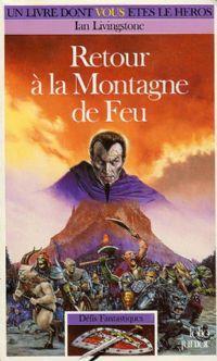 Titan : Défis Fantastiques : Retour à la montagne de feu [#50 - 1993]