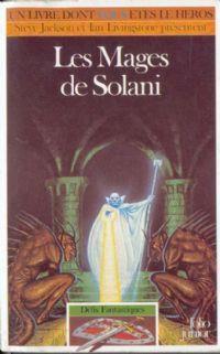 Titan : Défis Fantastiques : Les mages de Solani #51 [1992]