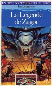 Titan : Défis Fantastiques : La légende de Zagor [#52 - 1993]