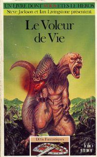 Titan : Défis Fantastiques : Le voleur de vie #54 [1994]