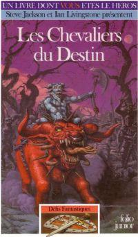 Titan : Défis Fantastiques : Les chevaliers du destin #55 [1994]