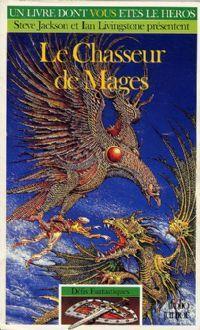 Titan : Défis Fantastiques : Le chasseur de mages #56 [1995]