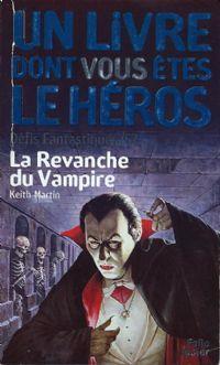 Titan : Défis Fantastiques : La revanche du vampire [#57 - 1995]