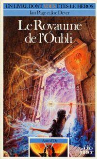 Loup Solitaire / Magnamund : Astre d'Or : Le royaume de l'oubli #3 [1987]