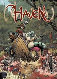Haven : Les trois clefs #3 [2013]