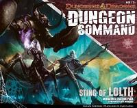 Donjons & Dragons : Dungeon command Sting of Lolth [2012]