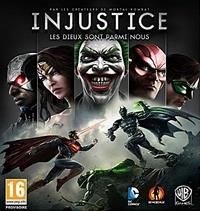Injustice : Les Dieux sont parmi nous - Ultmate Edition - PSVita