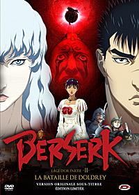 Berserk L'Age d'Or partie II : La bataille de Doldrey [2013]