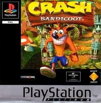 Crash Bandicoot #1 [1996]