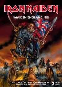 Iron Maiden : Maiden England 88 [2013]
