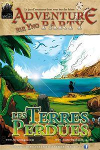 Adventure party : Les Terres Perdues [2012]
