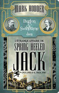 L'étrange affaire de Spring Heeled Jack [2013]