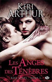 Risa Jones : Les anges des ténèbres [#1 - 2013]
