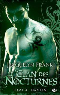 Le clan des nocturnes : Damien [#4 - 2013]