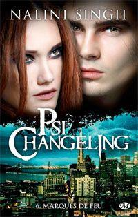 Psi Changeling : Marques de feu #6 [2013]