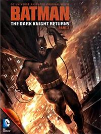 Batman : The Dark Knight Returns Partie 2 : Batman : The Dark Knight Returns, Partie 2 - Edition Spéciale 2 DVD