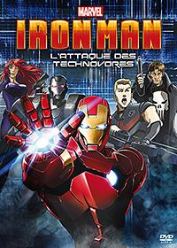 Iron Man : L'attaque des Technovores [2013]