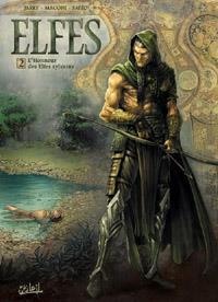 L'Honneur des Elfes sylvains [#2 - 2013]