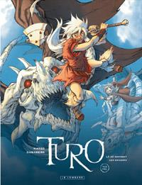 Turo : Là où dorment les dragons #3 [2013]