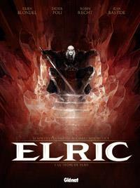 Cycle d'Elric le Nécromancien : Le trône de rubis [#1 - 2013]