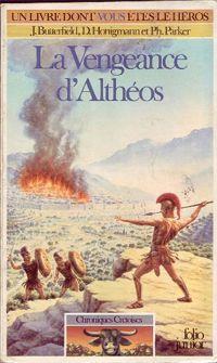 Thésée et le Minotaure : Chroniques crétoises : La vengeance d'Alhéos [#1 - 1986]