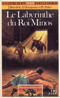 Thésée et le Minotaure : Chroniques crétoises : Le labyrinthe du roi Minos #2 [1986]