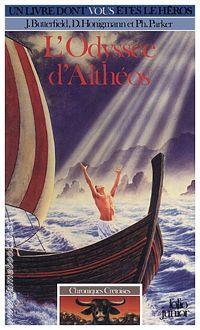 Thésée et le Minotaure : Chroniques crétoises : L'odysée d'Altheos [#3 - 1986]