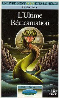 Défis et sortilèges : L'ultime réincarnation [#8 - 1992]