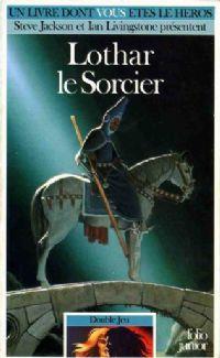 Double jeu : Lothar le sorcier [#5 - 1990]