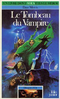 Dragon d'Or : Le tombeau du vampire #1 [1985]