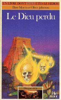 Dragon d'Or : Le dieu perdu [#2 - 1985]