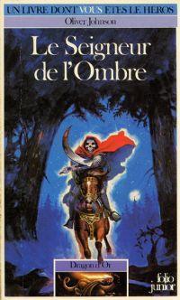 Dragon d'Or : Le seigneur de l'ombre [#3 - 1985]