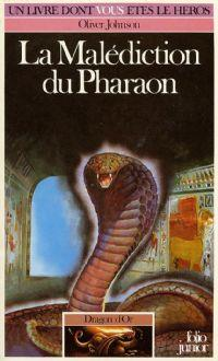 Dragon d'Or : La malédiction du Pharaon [#4 - 1986]