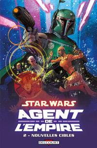 Star Wars : Agent de l'empire : Nouvelles cibles #2 [2013]
