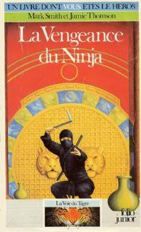Orbus : La Voie du Tigre : La vengeance du Ninja [#1 - 1987]