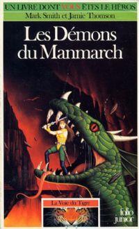 Orbus : La Voie du Tigre : démons du Manmarch (Lesà [#6 - 1988]