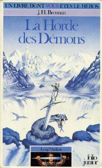 Loup* Ardent : La horde des démons [#1 - 1985]