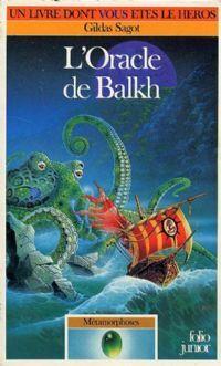Métamorphoses : L'oracle de Balkh [#2 - 1994]