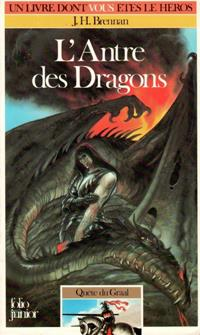 Légendes arthuriennes : Quête du Graal : L'antre des dragons #2 [1985]