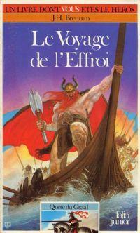 Légendes arthuriennes : Quête du Graal : Le voyage de l'effroi [#4 - 1986]